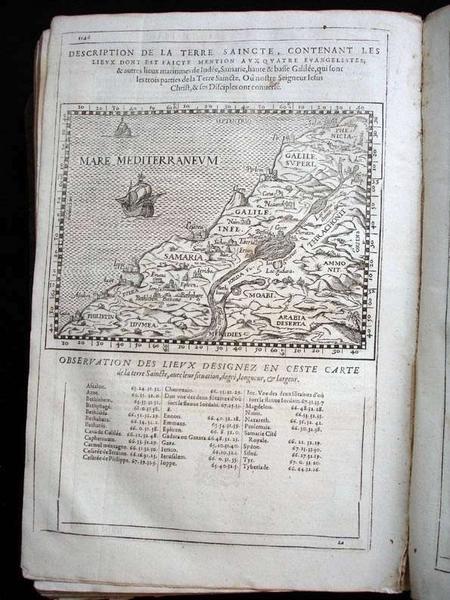 Livre sacré : Bible bilingue latin-français