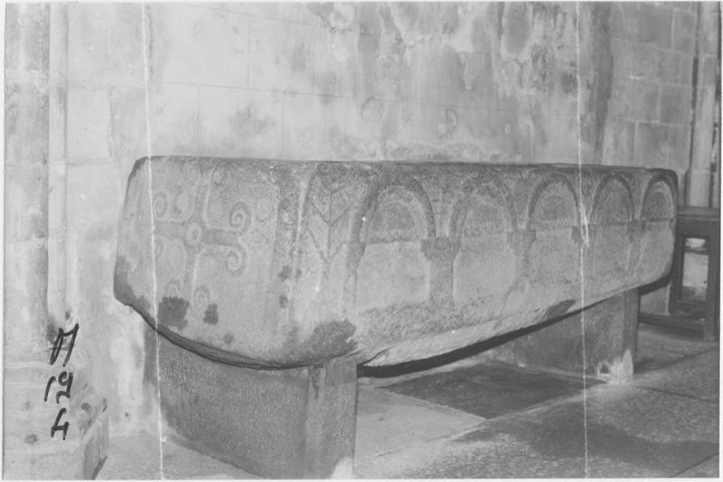 Sarcophage dit de Conan Meriadec