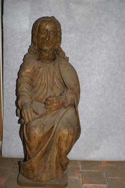 Statue : Saint Evangéliste
