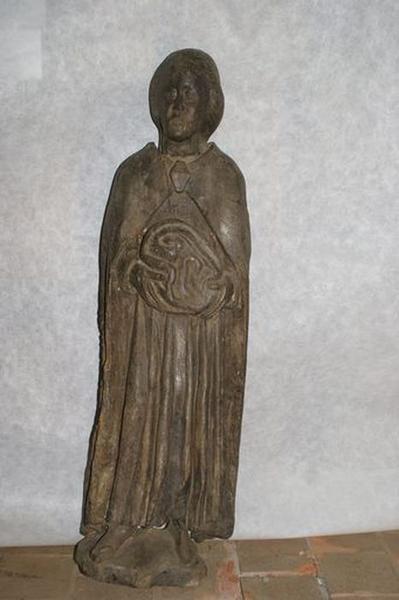 Statue : Saint Mamert