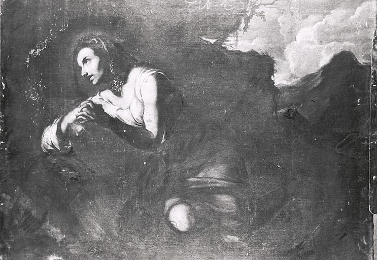 tableau : Marie Madeleine repentante