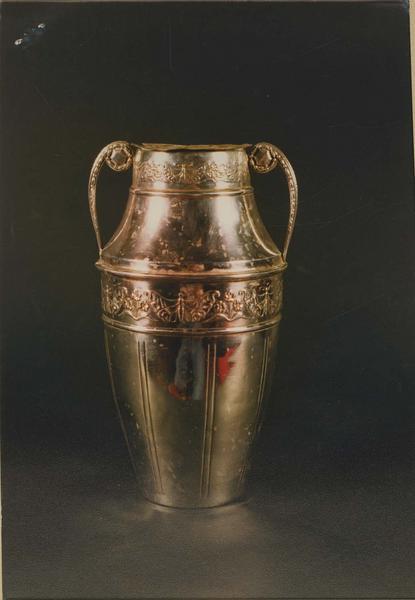 Vase d'autel, vue générale