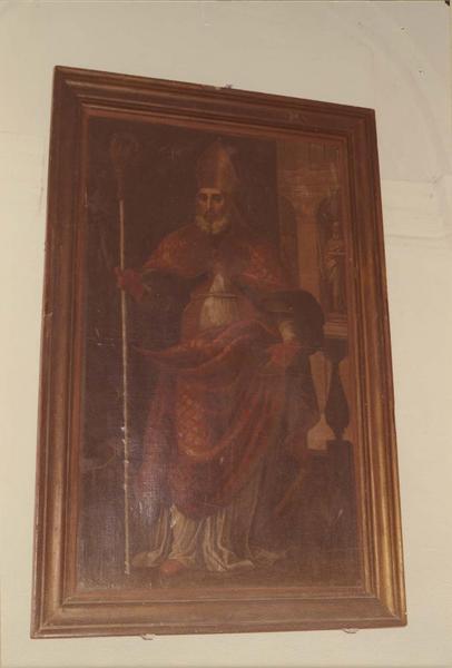 tableau : saint Martin, vue générale