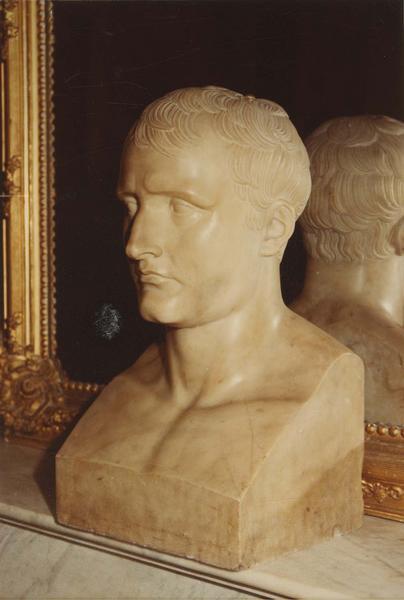 buste : Napoléon 1er, vue générale