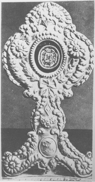 reliquaire de la Vraie Croix, vue générale