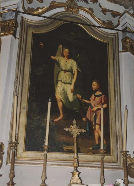 tableau : L'Ange guidant Tobie