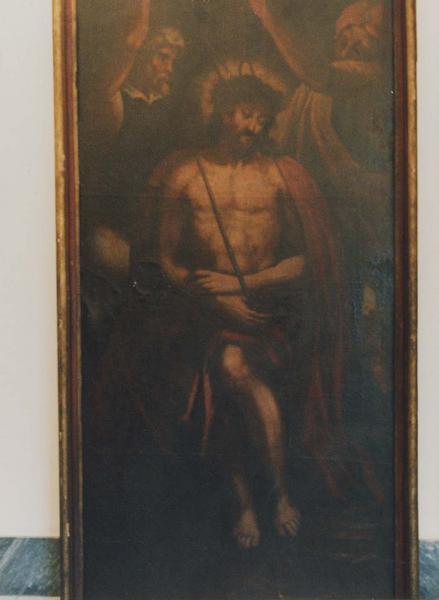 tableau, cadre : La Dérision du Christ