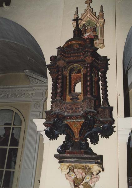 tabernacle sur piedouche