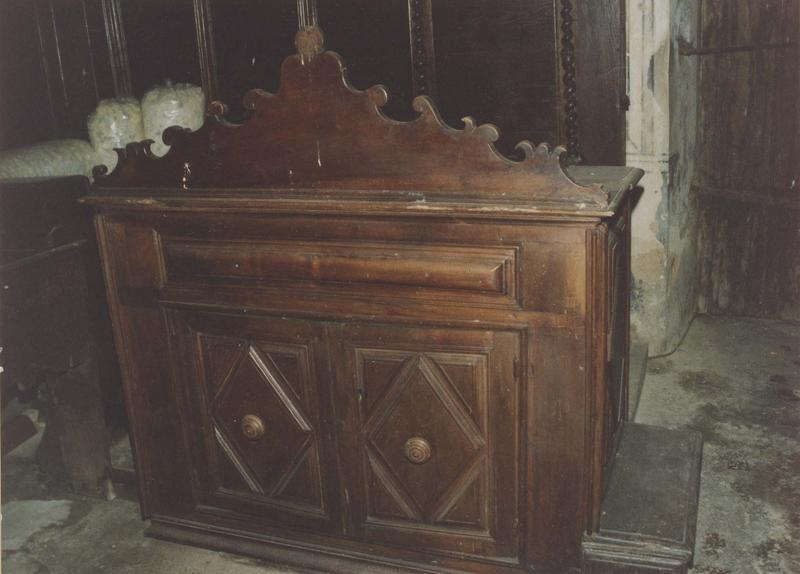 2 armoires