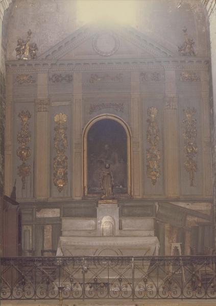 Tableau : saint Marc