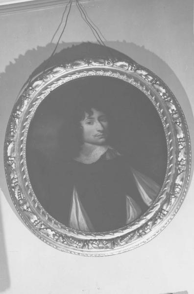 Tableau : Portrait de Monsieur Sabatier