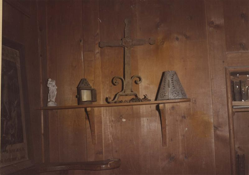 Moule, lampe (lampe à huile)
