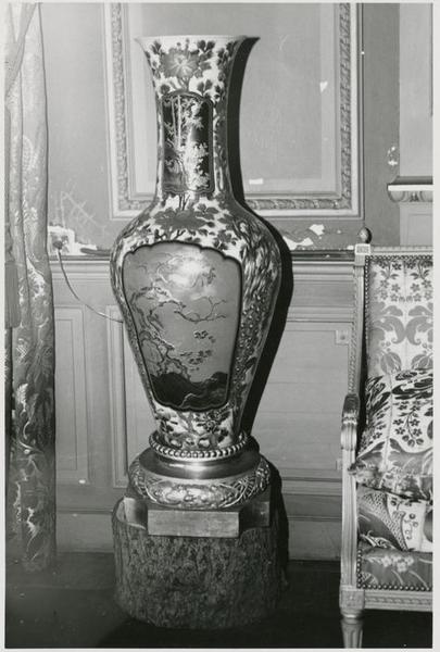 vase, vue générale