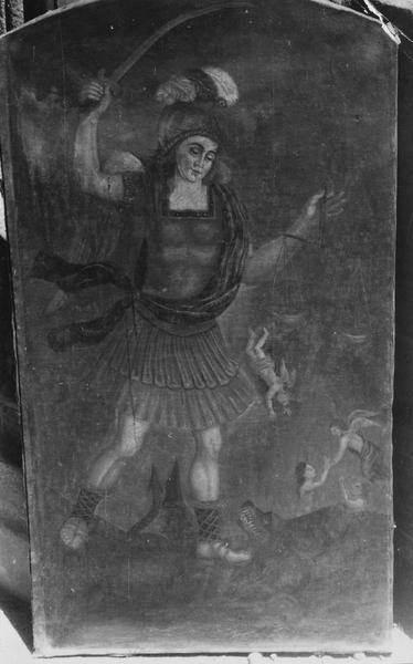 tableau : saint Michel