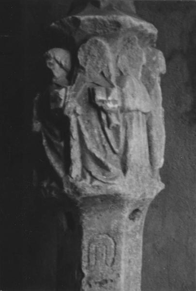 fragment d'un croix de chemin