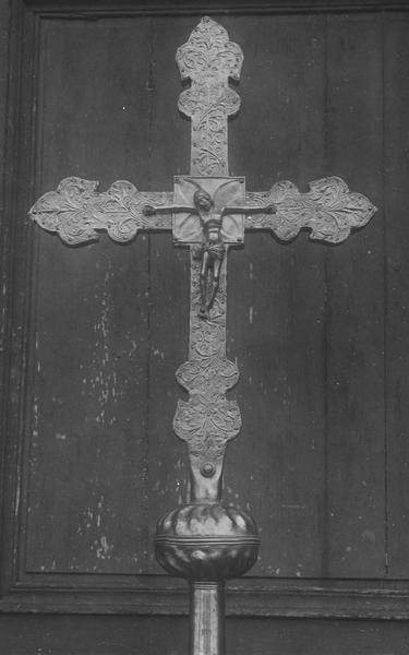 croix processionnelle