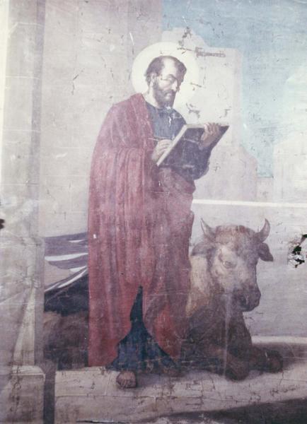 tableau : saint Luc