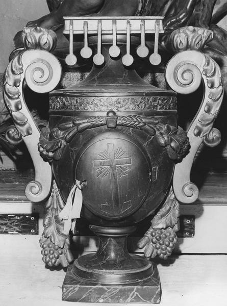 tabernacle, détail