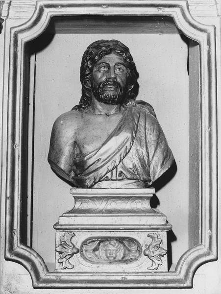 buste-reliquaire: saint André apôtre
