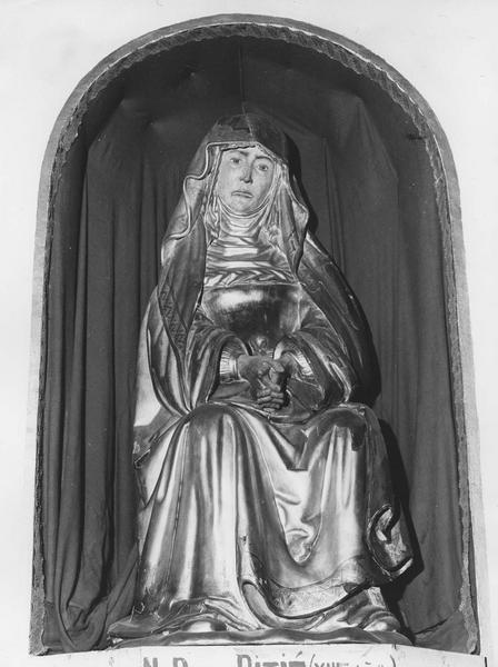 statue : Notre-Dame de l'agonie