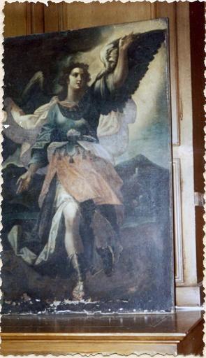 Tableau : L'Archange Raphaël