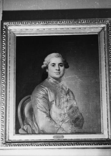 Tableau : Portrait du comte d'Artois