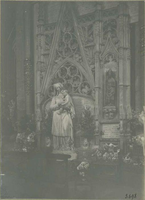 Tombeau présumé de Pey-Berland, archevêque de Bordeaux