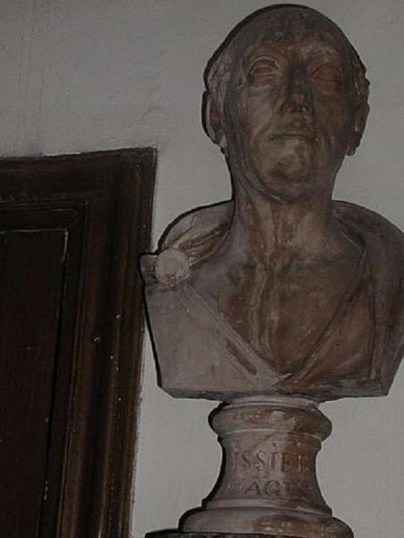 Buste de François Boissier de Sauvages