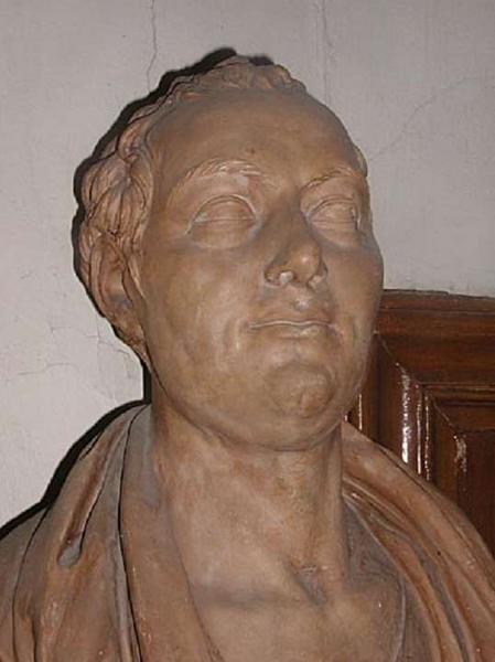 Buste de Théophile Bordeu