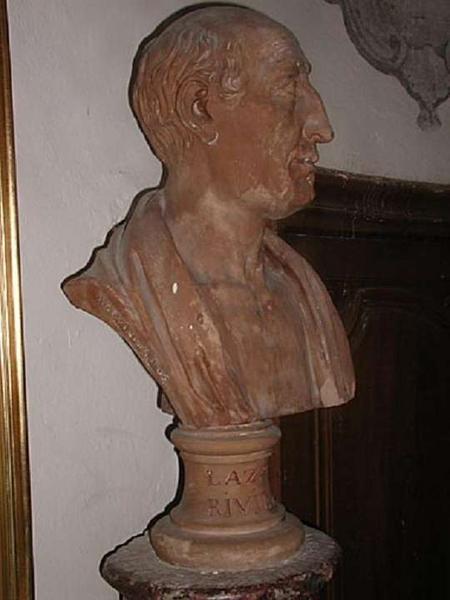 Buste de Lazare Rivière