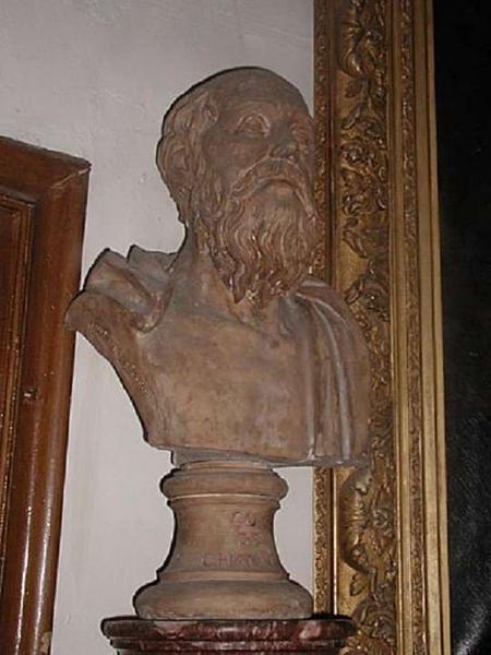 Buste de Guy de Chauliac