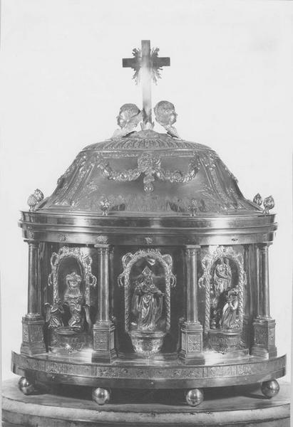 reliquaire de saint Fulcran, vue générale