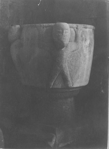 pilier, vue générale