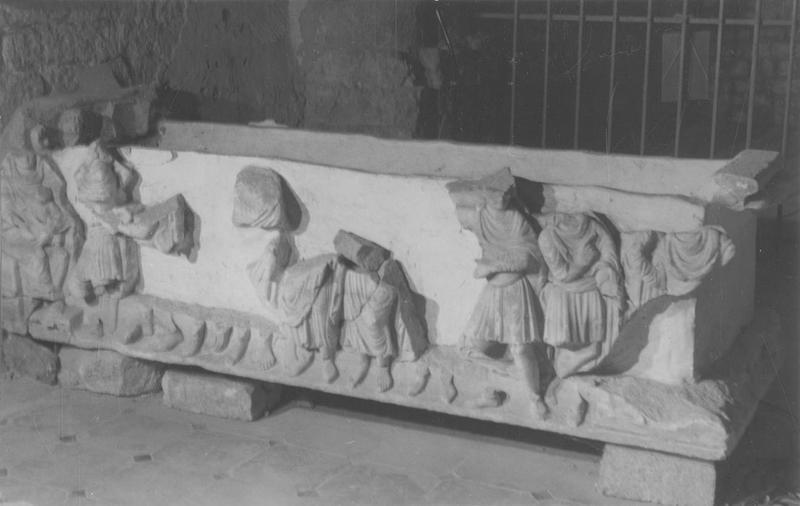 Sarcophage dit de saint Guilhem