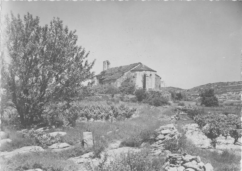 Chapelle Notre-Dame de Centheilles