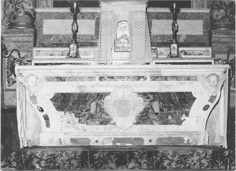 Autel du maître-autel, vue générale
