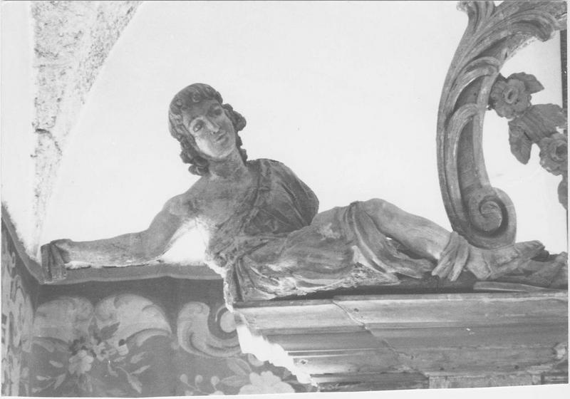 Retable du maître-autel, détail