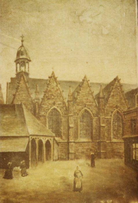 tableau : Basilique Notre-Dame de l'Assomption, vue générale