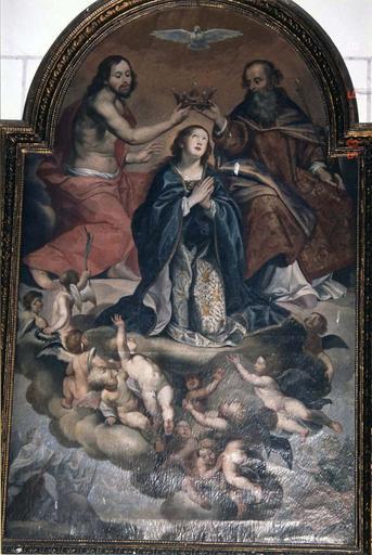 tableau : Assomption de la Vierge (l')