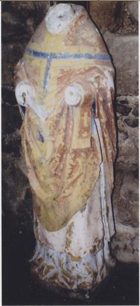 Statue: saint Sulpice, vue générale