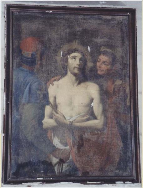 Tableau : Christ de Pitié, vue générale