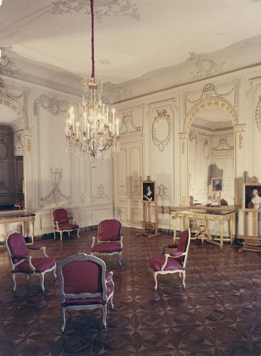 Grand salon, après restauration
