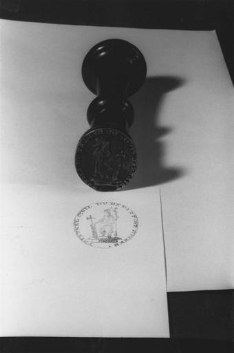 Cachet (timbre), époque révolutionnaire