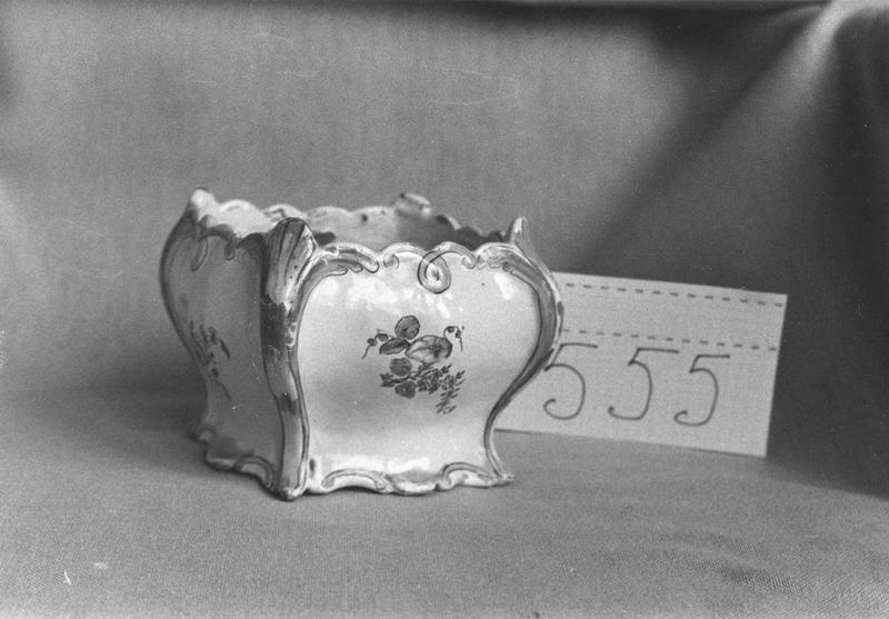 Vase à fleurs (bouquetiers), vue générale