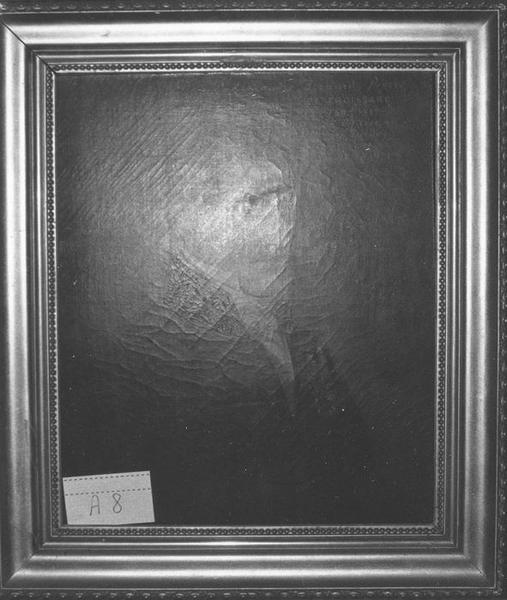 Tableau, cadre : Alexandre Bernard Pierre de Froissard, vue générale