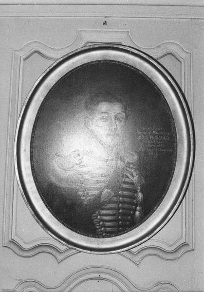 Tableau : Juste, Louis de Froissard, vue générale
