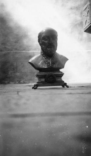 Buste de saint Lupicin