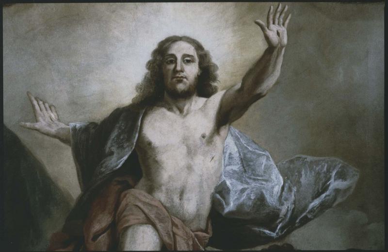 Tableau: Résurrection (la), détail