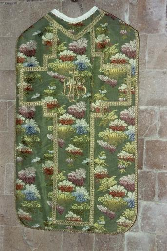 Chasuble, revers