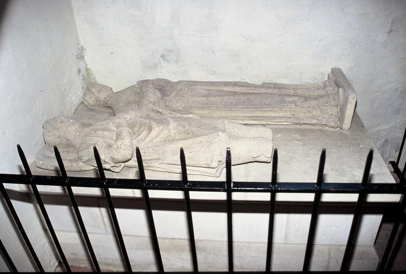 Statue (statue funéraire) de Louis de Ronsard